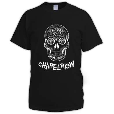 Chapel Row Skull Mens Tee