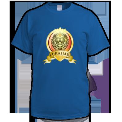 'Illuminated Lion' Men's T-Shirt
