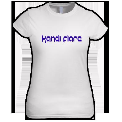 Kandi Flare logo Women's T-shirt
