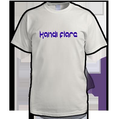 Kandi Flare logo Men's T-shirt