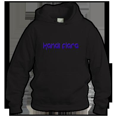 Kandi Flare logo Hoodie!