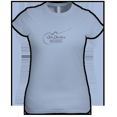 Cole Decker Music Women's T-shirt