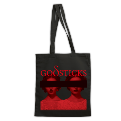 GODSTICKS - FACED WITH RAGE - BAG