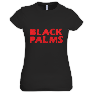 Black Palms - Red