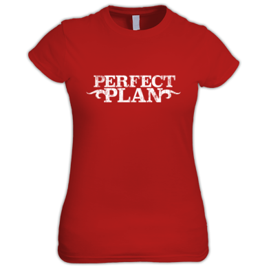Perfect Plan logo Distressed