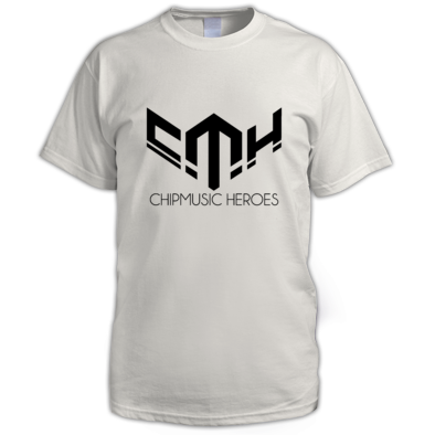 Chipmusic Heroes - Men's T MONO