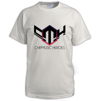 Chipmusic Heroes - Men's T DAWN