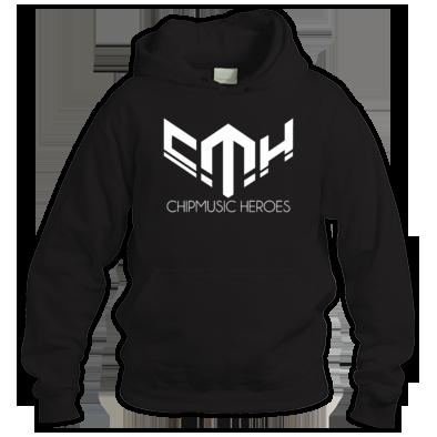Chipmusic Heroes - Hoodie MONO