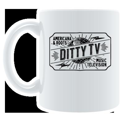 Ditty TV Logo Mug