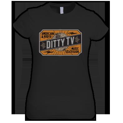 Ditty TV Women's T-Shirt