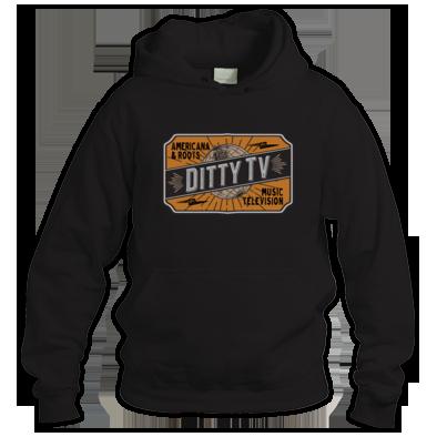Ditty TV Logo Hoodie