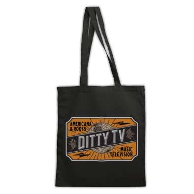Ditty TV Logo Tote