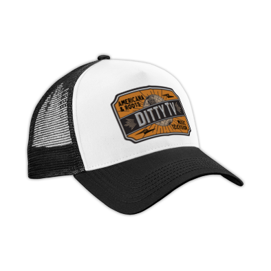 Ditty TV Logo Trucker Hat