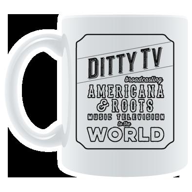 Ditty TV Slogan Mug