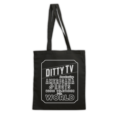 Ditty TV Slogan Tote