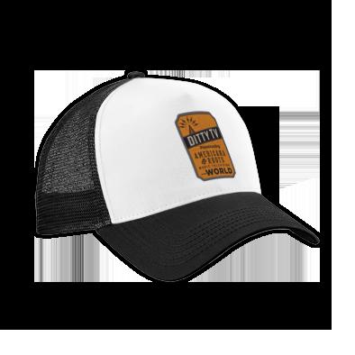 Ditty TV Slogan Trucker Hat