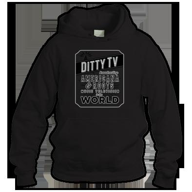 Ditty TV Slogan Hoodie