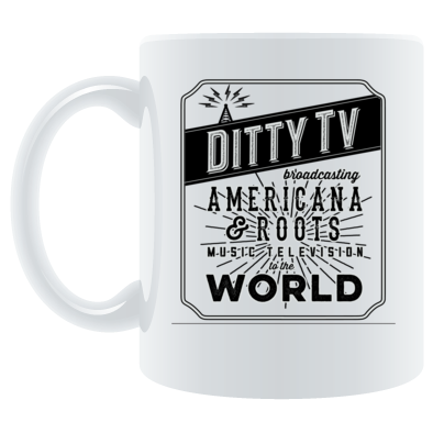Ditty TV Slogan Mug