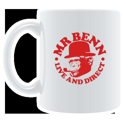 Mr Benn Mug