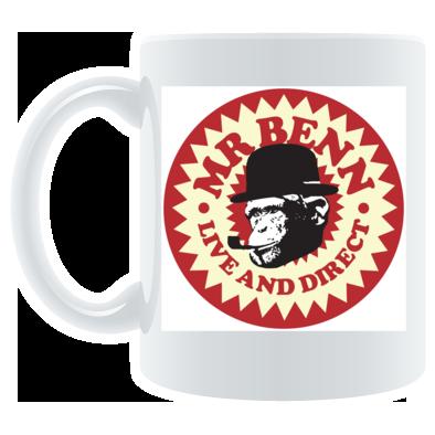 Mr Benn mug full colour