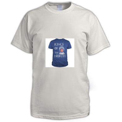 Kings of the North Chicago Cubs shirt