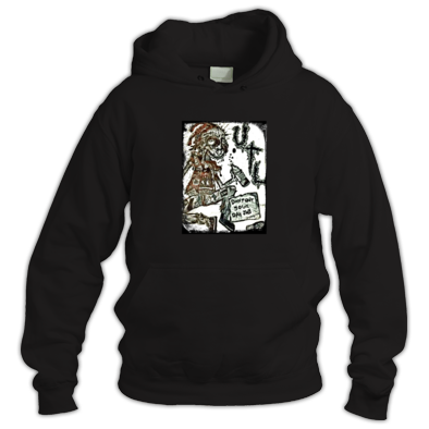UTL -  Dont Quit Your Day Job -  Hoodie