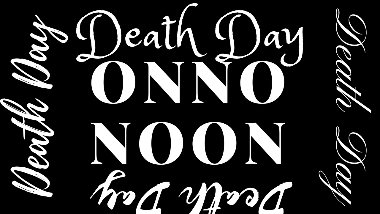 0NN0's Death Day