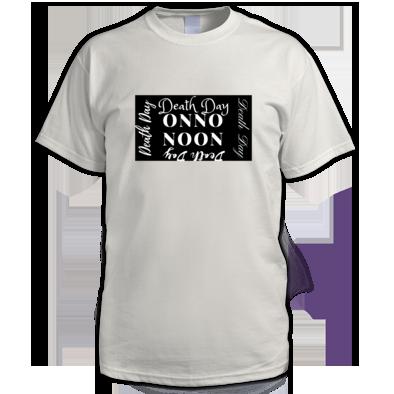 Death Day Men's shirt