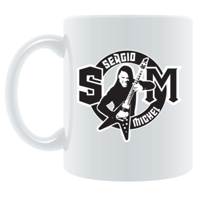 Sergio Michel coffee mug!