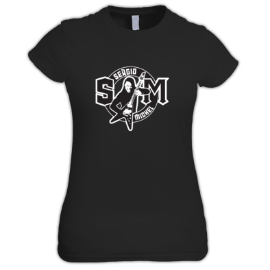 Sergio Michel women's tee!