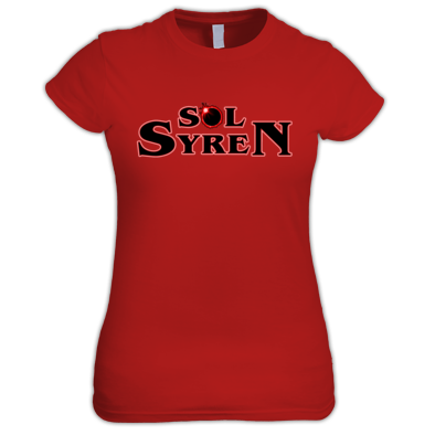 Ladies Strange SolSyren Sun T-Shirt