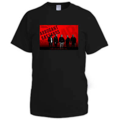 Men's T - With Band
