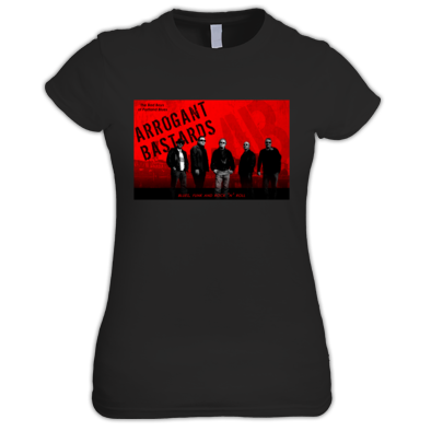 Women's t -with band
