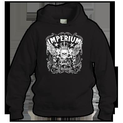 Imperium Skull Hoodie