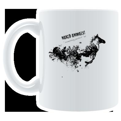 Naked Animal Coffee Mug