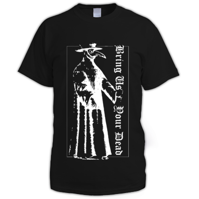 PLAGUE DOCTOR MEN'S T-SHIRT