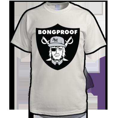 The BONGPROOF tee