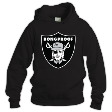 The Bongproof Hoodie