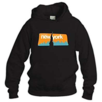 The Sound of New York Hoodie