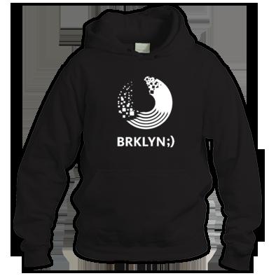 BRKLYN Logo ;) Hoodie