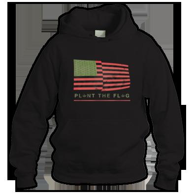 Plant The Flag Hoodie