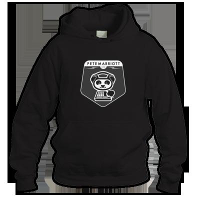 Panda Machine Hoodie
