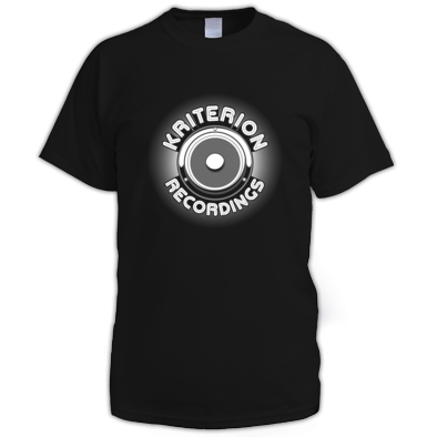Mens Kriterion Teeshirt (Dark Colours)