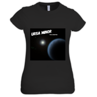 Ursa Minor cosmos logo women