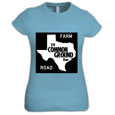 The Common Ground Band Women's T-Shirt