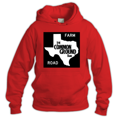 The Common Ground Band Hoodie