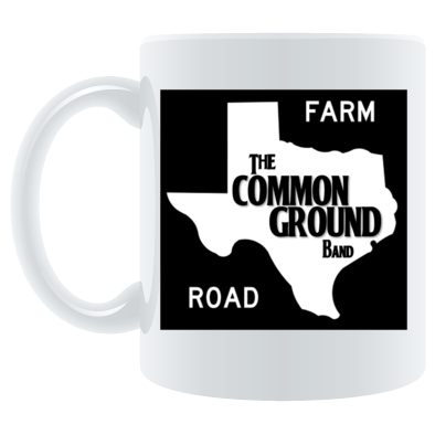 The Common Ground Band Mug