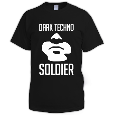 Dark Techno Soldier