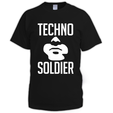 TECHNO SOLDIER!