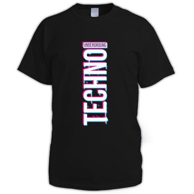 3D Underground Techno